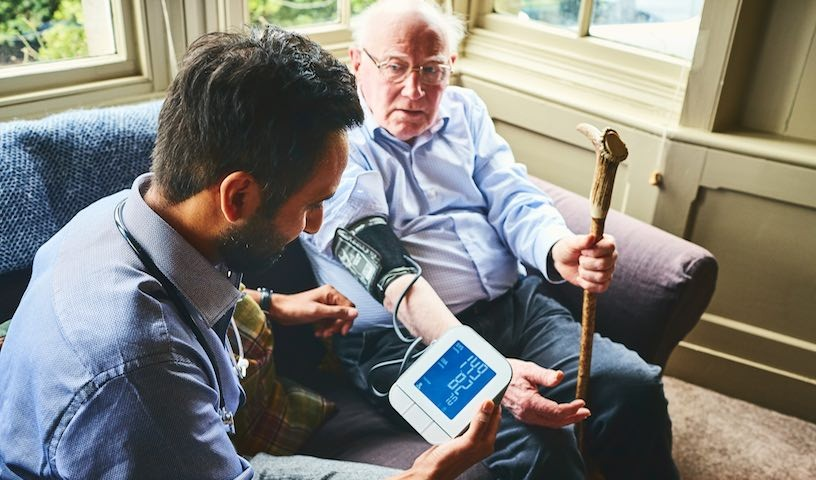 How connected health innovations are helping senior citizens