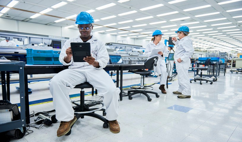 IoT and manufacturing Is your network cybersecure