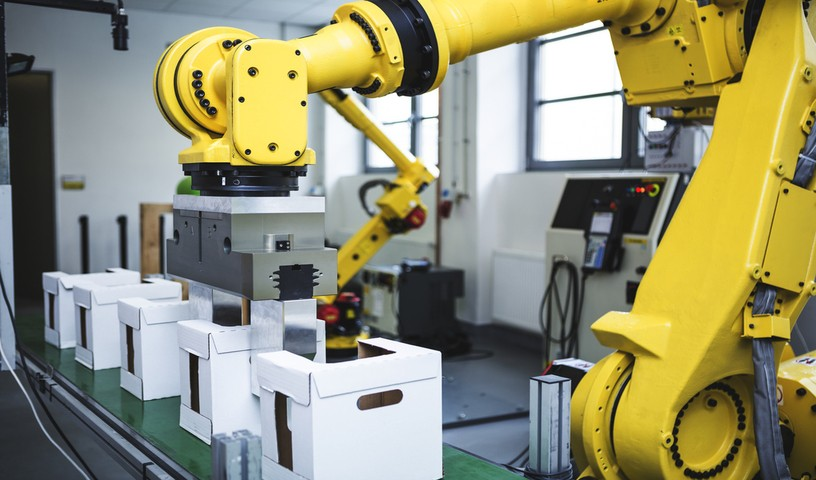 The 3 stages of adopting IoT in manufacturing