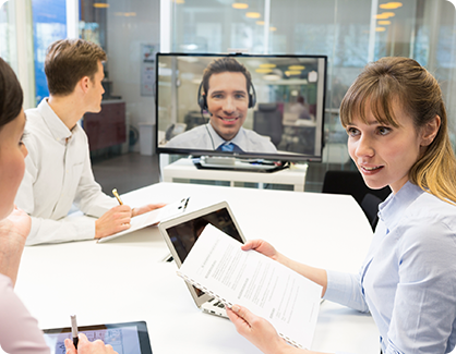 Extend your reach with scalable, global Unified Communications