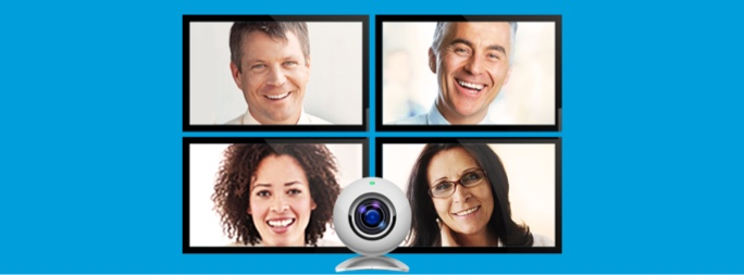 DIRECTV National Accounts video conference