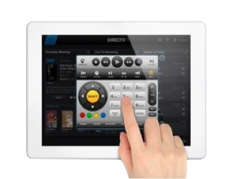 Control TV directly from your tablet